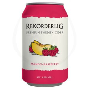 Rekorderlig Mango-Raspberry 24x0,33l