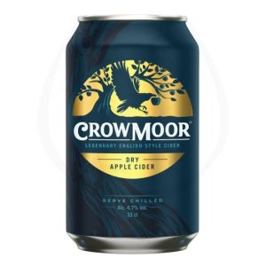 Crowmoor Dry Apple 24x0,33l
