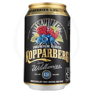 Kopparberg Wildberries 24x0,33l