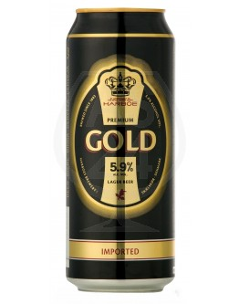 Harboe Gold 24x0,5l