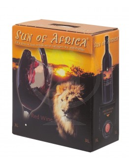 Sun of Africa Cape Red 3,0l