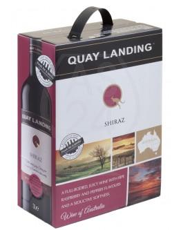 Quay Landing Shiraz 3,0l