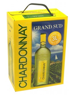 Grand Sud Chardonnay 3,0l