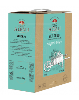 Viña Albali Verdejo Organic Wine 3,0l