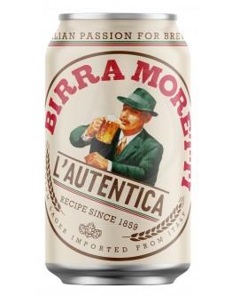 Birra Moretti L'Autentica 24x0,33l