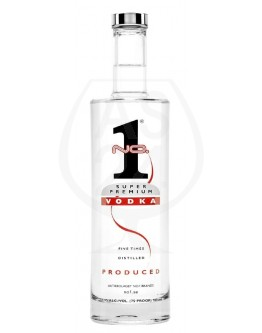 No. 1 Premium Vodka 1,0l