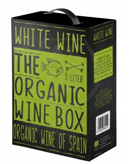The Organic Wine Box White 3,0l