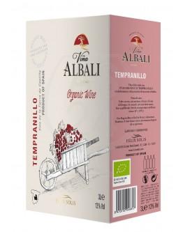 Viña Albali Tempranillo Organic Wine 3,0l