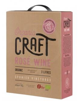 Organic Craft Rosé BiB 3,0l
