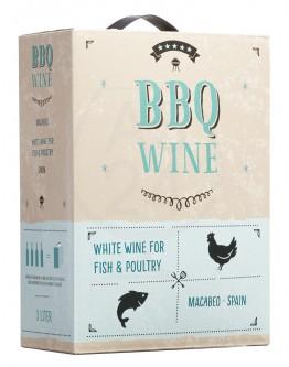 BBQ Wine Macabeo BiB 3,0l