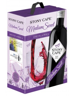 Stony Cape Medium Sweet Red 3,0l