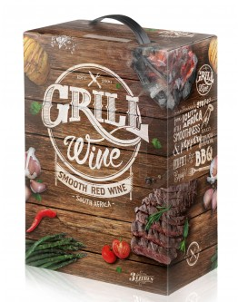 Grill Wine Smooth Red 3,0l