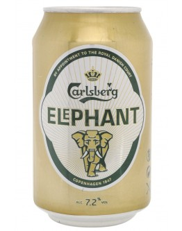 Carlsberg Elephant 24x0,33l
