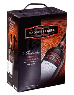 Badgers Creek Shiraz Cabernet 3,0l