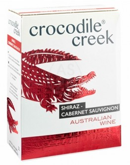Crocodile Creek Shiraz/Cabernet-Sauvignon 3,0l