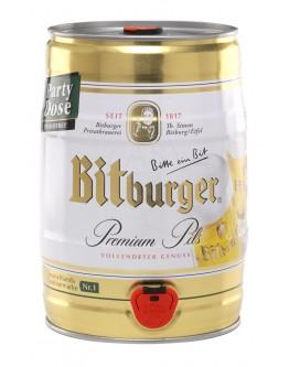 Bitburger Premium Pils 5,0l