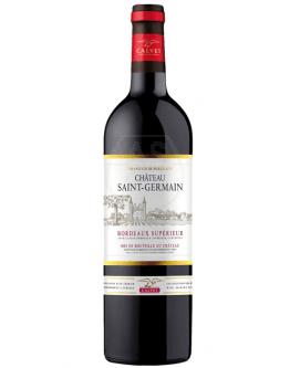 Calvet Château St. Germain Bordeaux Supérieur 0,75l