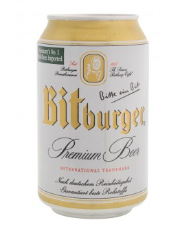 Bitburger Premium Pils 24x0,33l