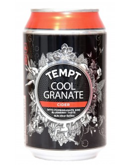 Tempt Cool Granate 24x0,33l