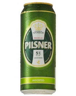 Harboe Pilsner 24x0,5l