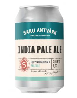 Saku Antvärk India Pale Ale 24x0,33l