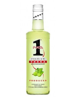 No. 1 Premium Vodka Gooseberry 1,0l