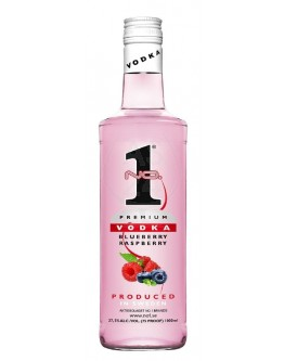 No. 1 Premium Vodka Blueberry Raspberry 1,0l