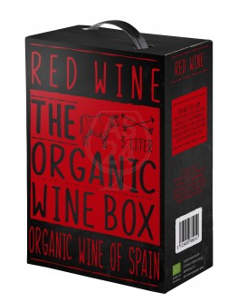 The Organic Wine Box Red 3,0l