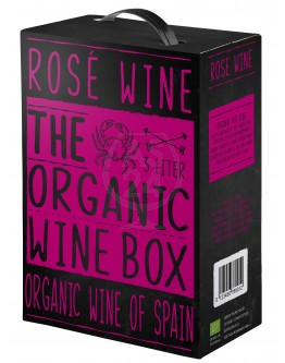 The Organic Wine Box Rosé BiB 3,0l
