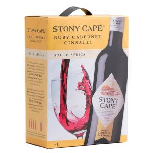 Stony Cape Ruby Cabernet Cinsault BiB 3,0l