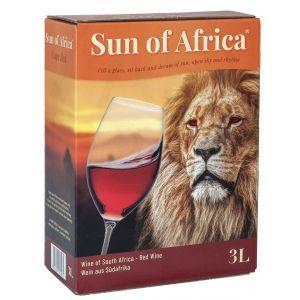 Sun of Africa Cape Red BiB 3,0l